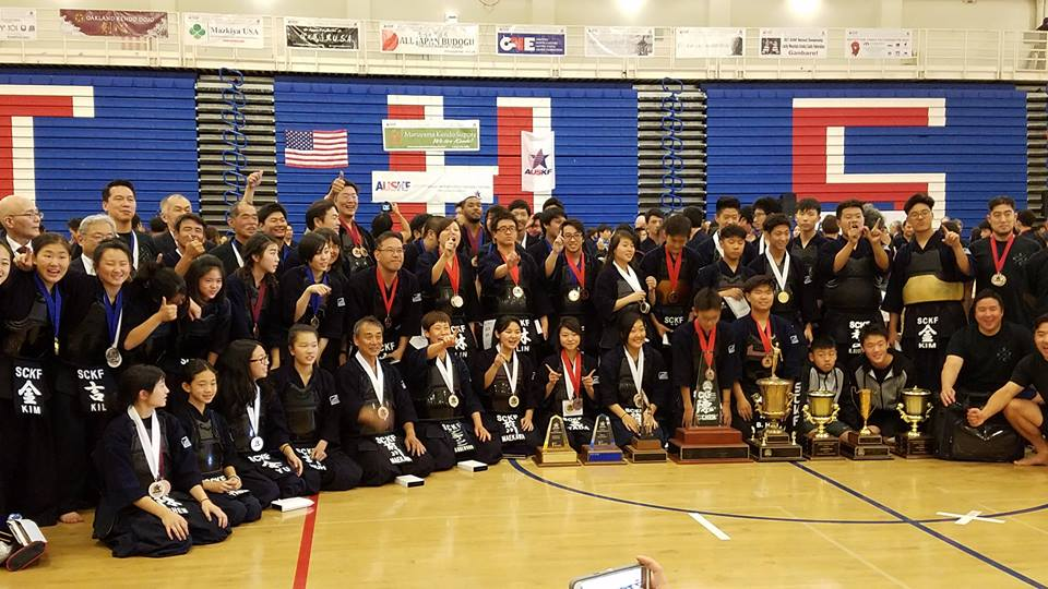 2017 AUSKF Junior Open and US Kendo Championships:  6/22-25/17 San Jose